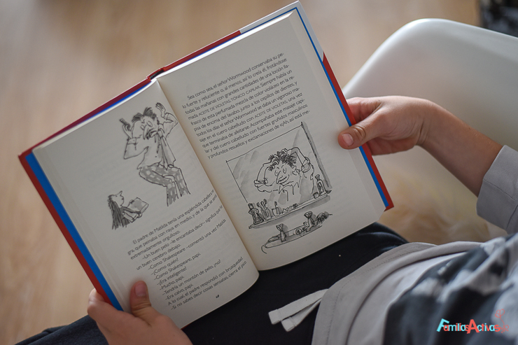 libros-infantiles-matilda-roald-dahl-megustaleer-alfaguara-3