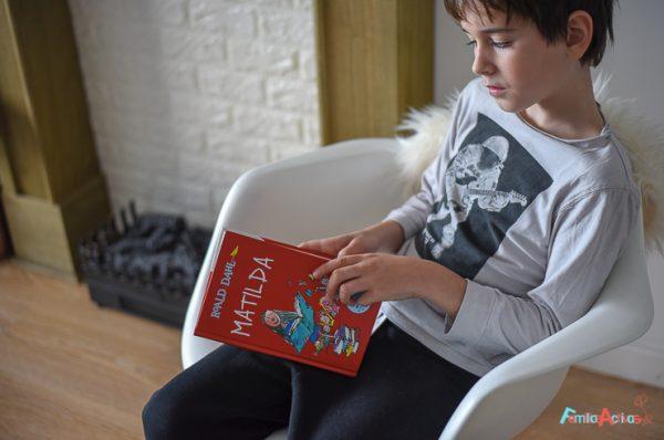 Felicidades, Matilda: 30 años disfrutando del personaje de Roald Dahl