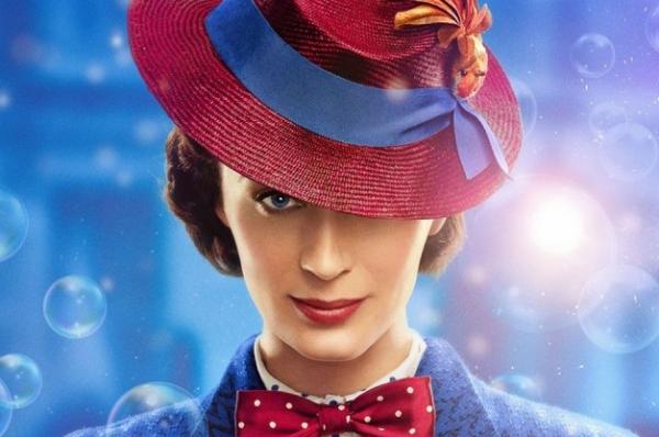 El regreso, más que necesario, de Mary Poppins