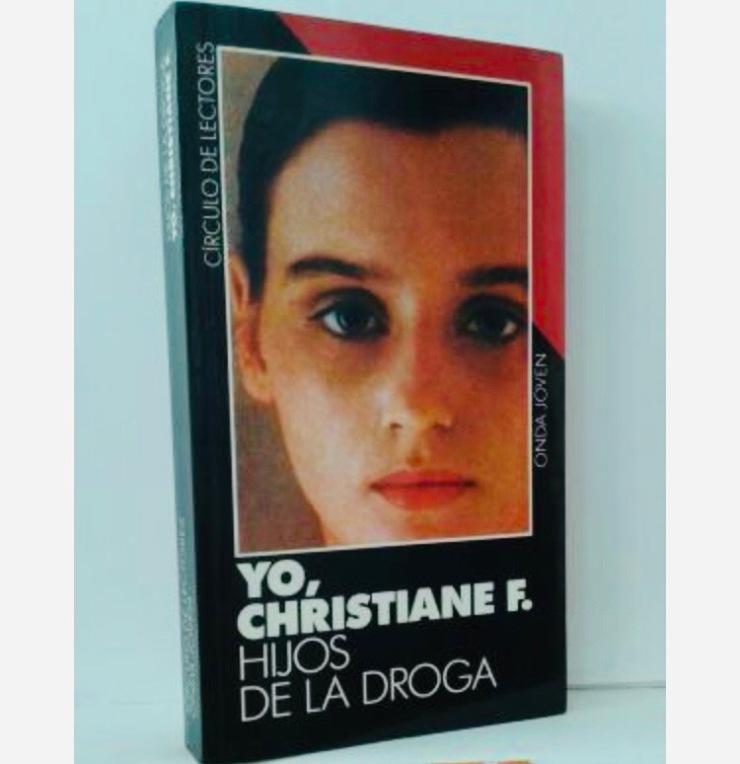 Yo, Christiane F, libro necesario para cualquier adolescente