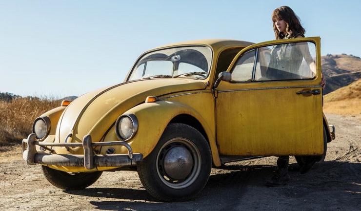 """""""Bumblebee"""" se aleja del exceso y las grandes batallas para contarnos una historia mucho más tierna."""