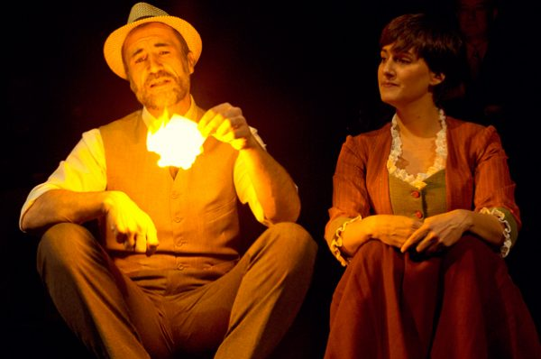 Visitas teatralizadas en el Teatro Lara
