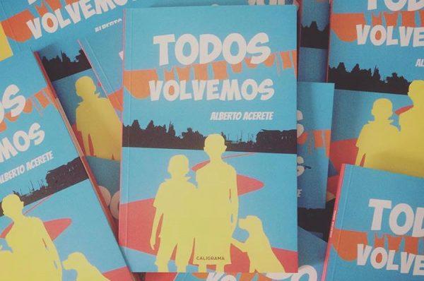 Leer en familia: Todos volvemos,una novela que nos ayudará a hablar con ellos