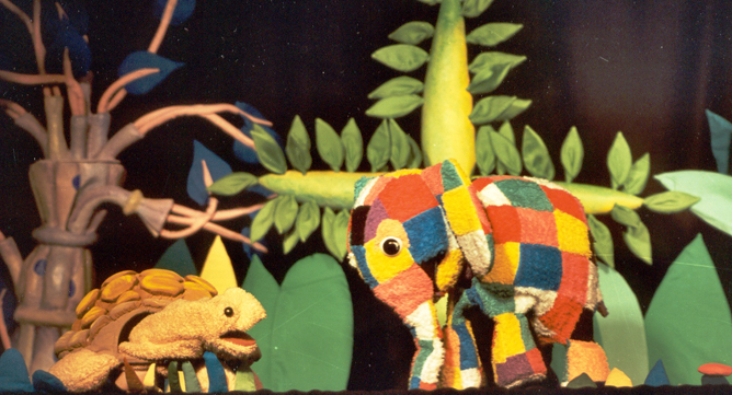 el elefante elmer