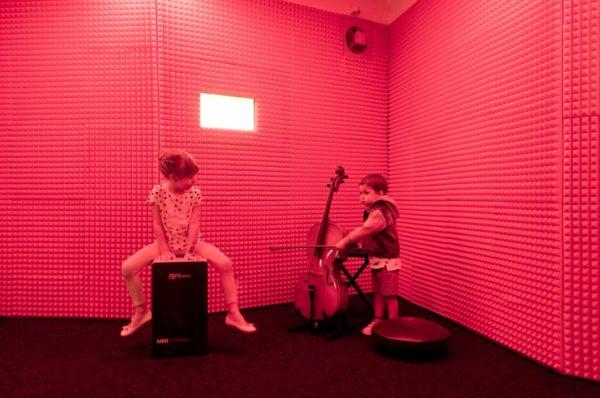 """Exposición """"Play. Ciencia y Música"""", en el Parque de las Ciencias de Granada"""