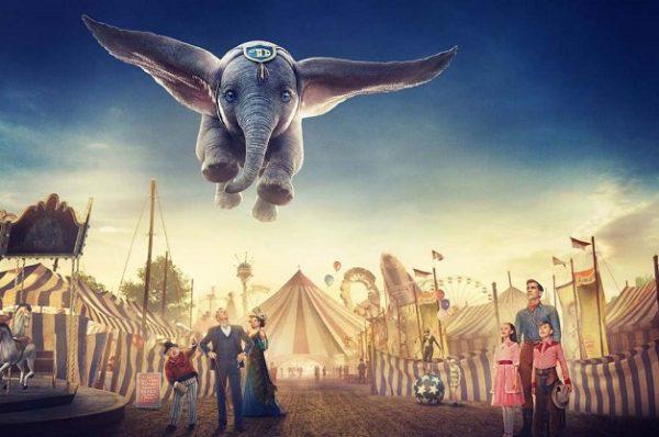 Dumbo, una rareza mucho más satisfactoria