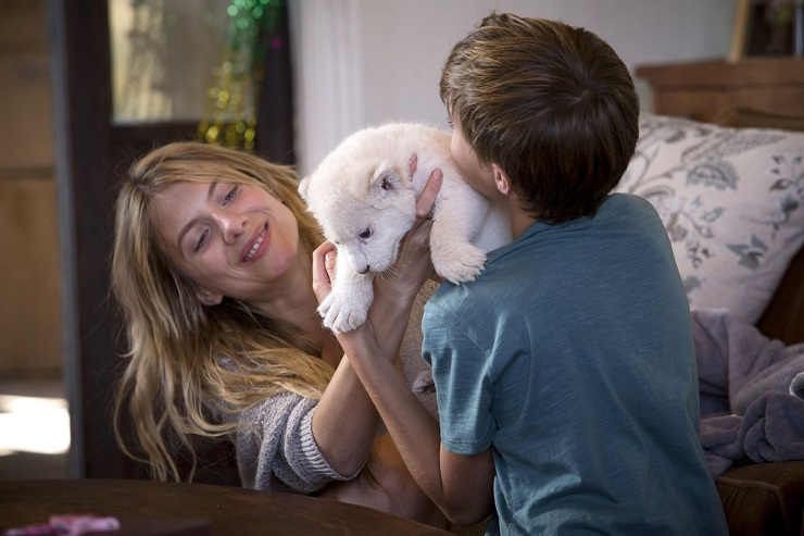 La película contiene un mensaje de futuro para los más pequeños.