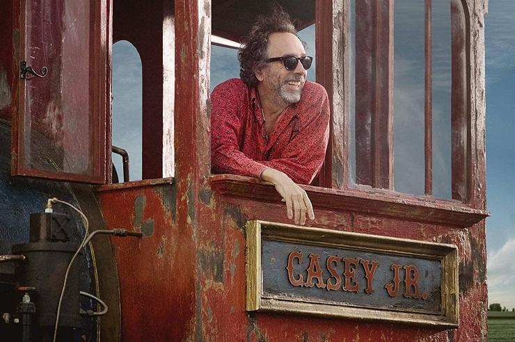 Tim Burton ha encontrado en Dumbo una historia muy afín a su particular estilo.