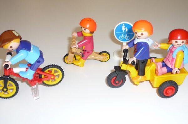 Cicloturismo en familia, vacaciones a pedales