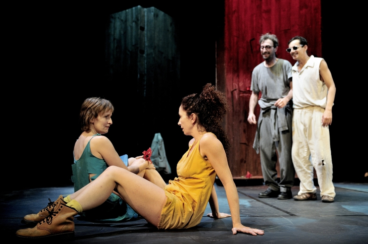 Viajar en familia: festivales de teatro de verano