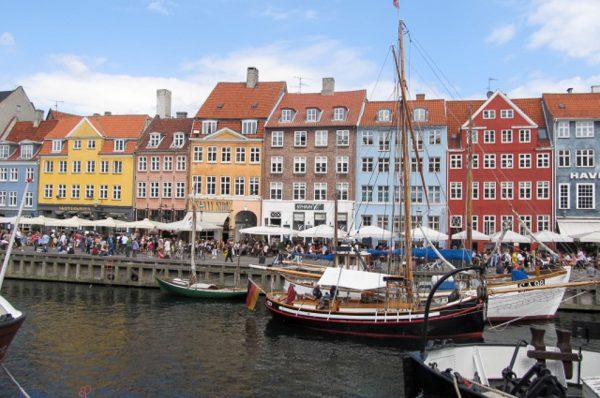 Viajar a Dinamarca con niños