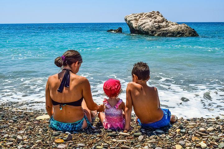 familias activas vacaciones de verano