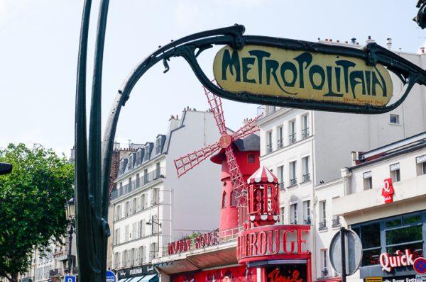 Viaje a París en tren con Renfe-SNCF
