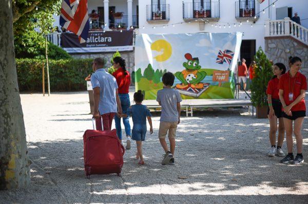 Campamentos de Inglés English Summer en agosto y septiembre