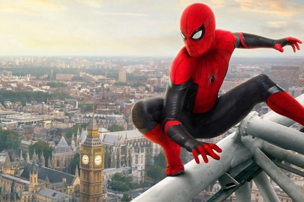 """""""Spider-Man: Lejos de casa"""", un viaje del que no querrás bajarte"""