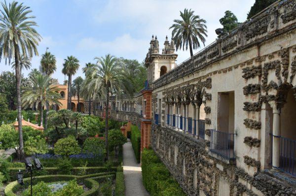 Sevilla tiene un color especial todo el año