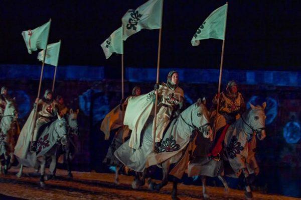 'El sueño de Toledo', un megaespectáculo de historia