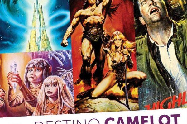 """""""Destino Camelot: Reinos fantásticos del cine y la televisión"""""""