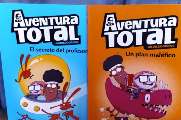 Leer en familia: 'Aventura total'