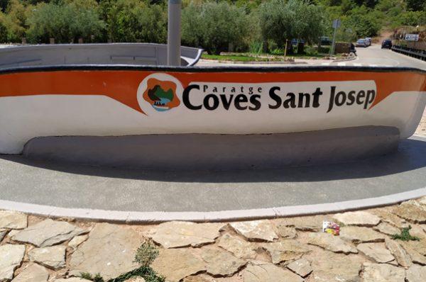 Escapada con niños a las Cuevas de Sant Josep