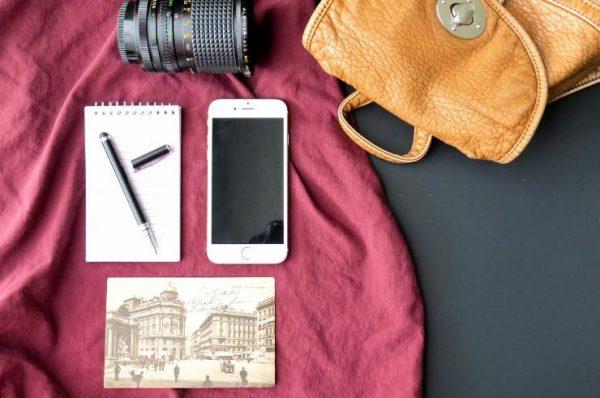 Día de las escritoras: ventajas de tener un diario de viajes