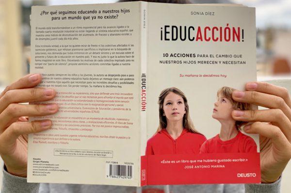 Educacción: 10 acciones para el cambio que nuestros hijos merecen y necesitan