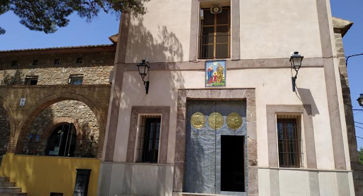 ermita vall d'uxió
