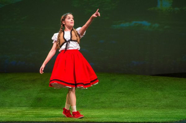 Heidi, la magia de un espectáculo único