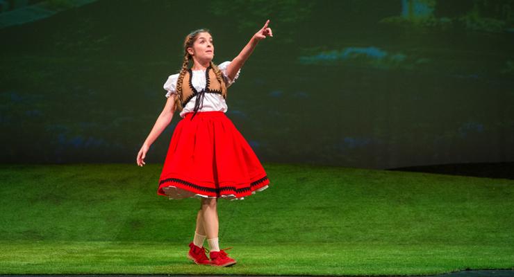 heidi, el musical