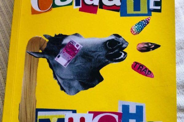 Novela juvenil: Cuídate mucho desnuda el trap