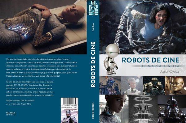 """""""Robots de cine"""" de Jordi Ojeda"""