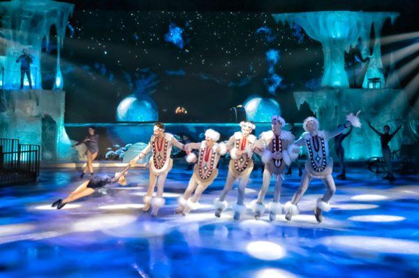 'Circo de hielo 2', un espectáculo onírico para toda la familia