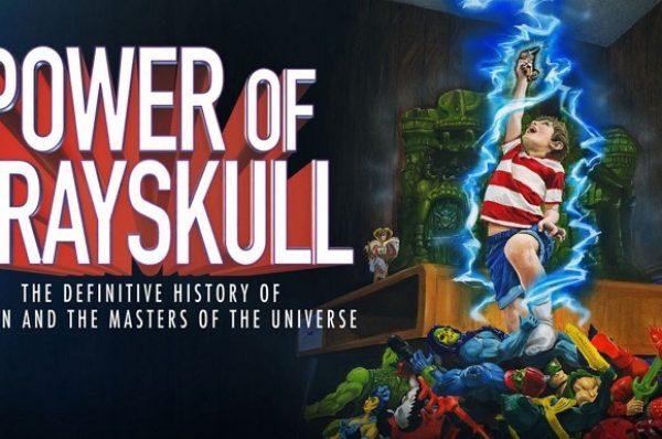 """""""El poder de Grayskull"""", recordando a los Masters del Universo"""