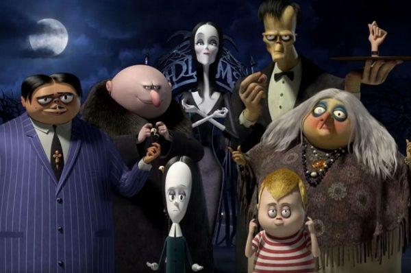 El regreso animado de la Familia Addams