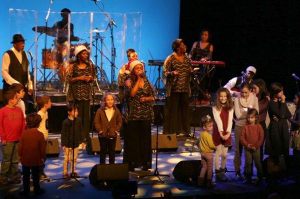 Disfruta de la música gospel con los niños