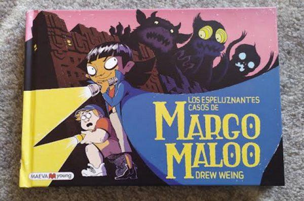 Descubre el libro de 'Los espeluznantes casos Margo Maloo'