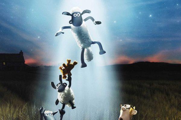 La oveja Shaun está de vuelta