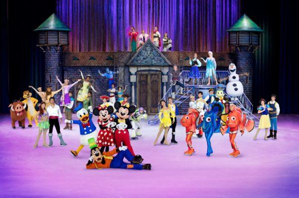 Vuelve Disney On Ice con nuevos personajes ¡SORTEAMOS ENTRADAS!