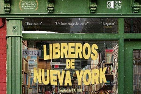 """""""Libreros de Nueva York"""", melancólica y encantadora"""