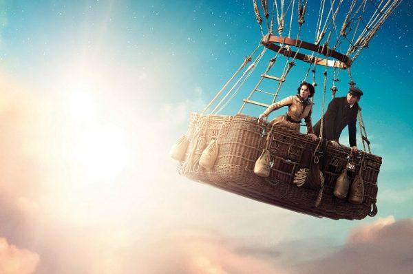 """""""The Aeronauts"""", la ciencia conquista los cielos"""