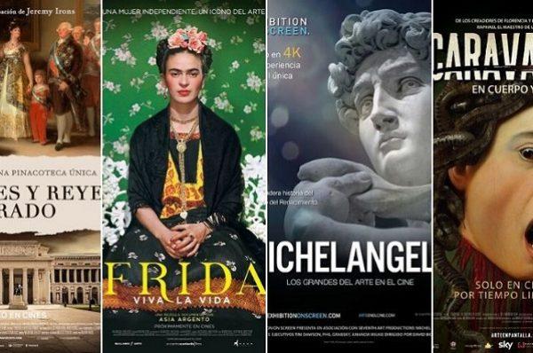 """""""Arte en pantalla"""" llega en exclusiva a la Sala Virtual de Cine"""