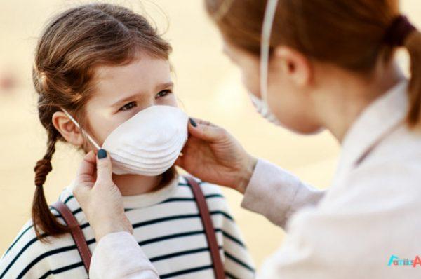 Consejos para ayudar a nuestros hijos a afrontar los primeros días del cole con el COVID
