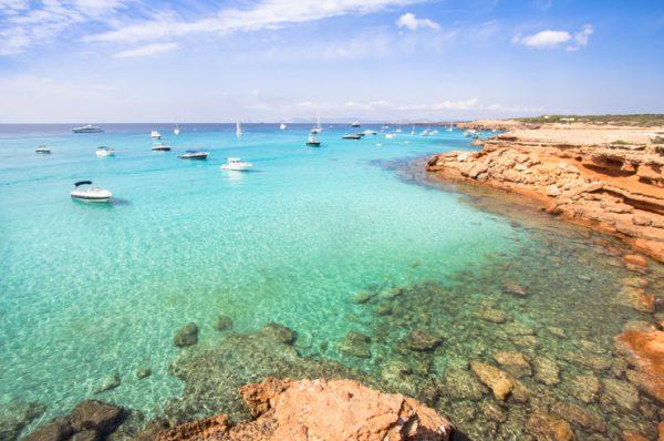 Inspiración para las vacaciones de 2021. Objetivo Formentera
