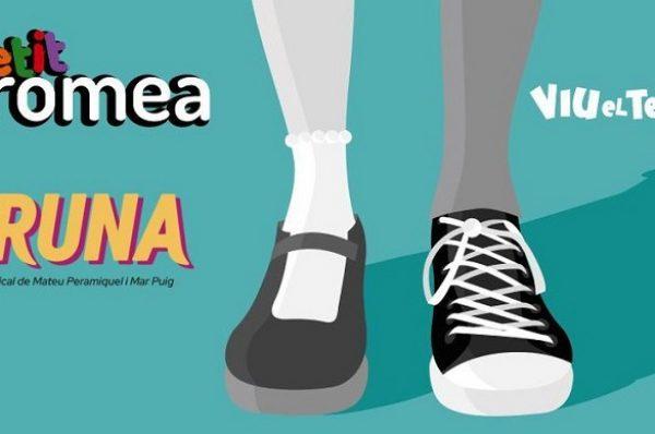 """""""Bruna, el musical"""" prorrogado en el ciclo Petit Romea"""