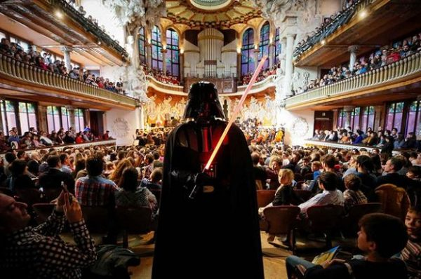 "Concierto ""Star Wars"" y otras BSO de John Williams"