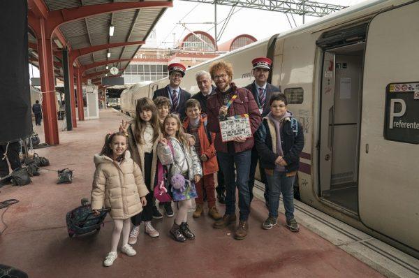 """Finaliza el rodaje de """"¡A todo tren! Destino Asturias!"""""""