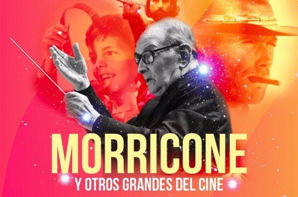 Homenaje a Morricone y otros grandes del cine