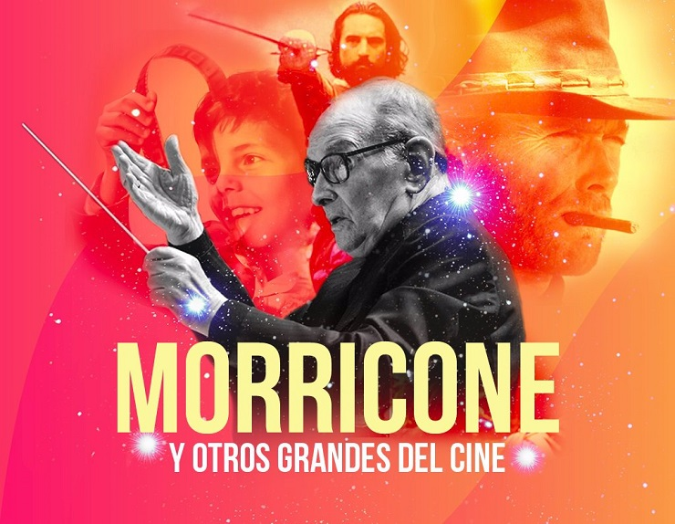 Conciertos Excelentia arranca mañana en el Auditorio Nacional con el 'Homenaje a Morricone y otros grandes del cine'