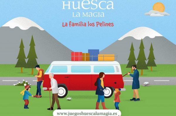 Escape room online de Huesca La Magia