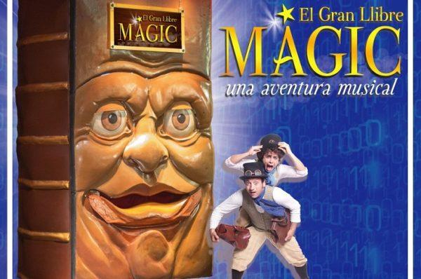 """""""El Gran Llibre Màgic"""", una aventura musical"""